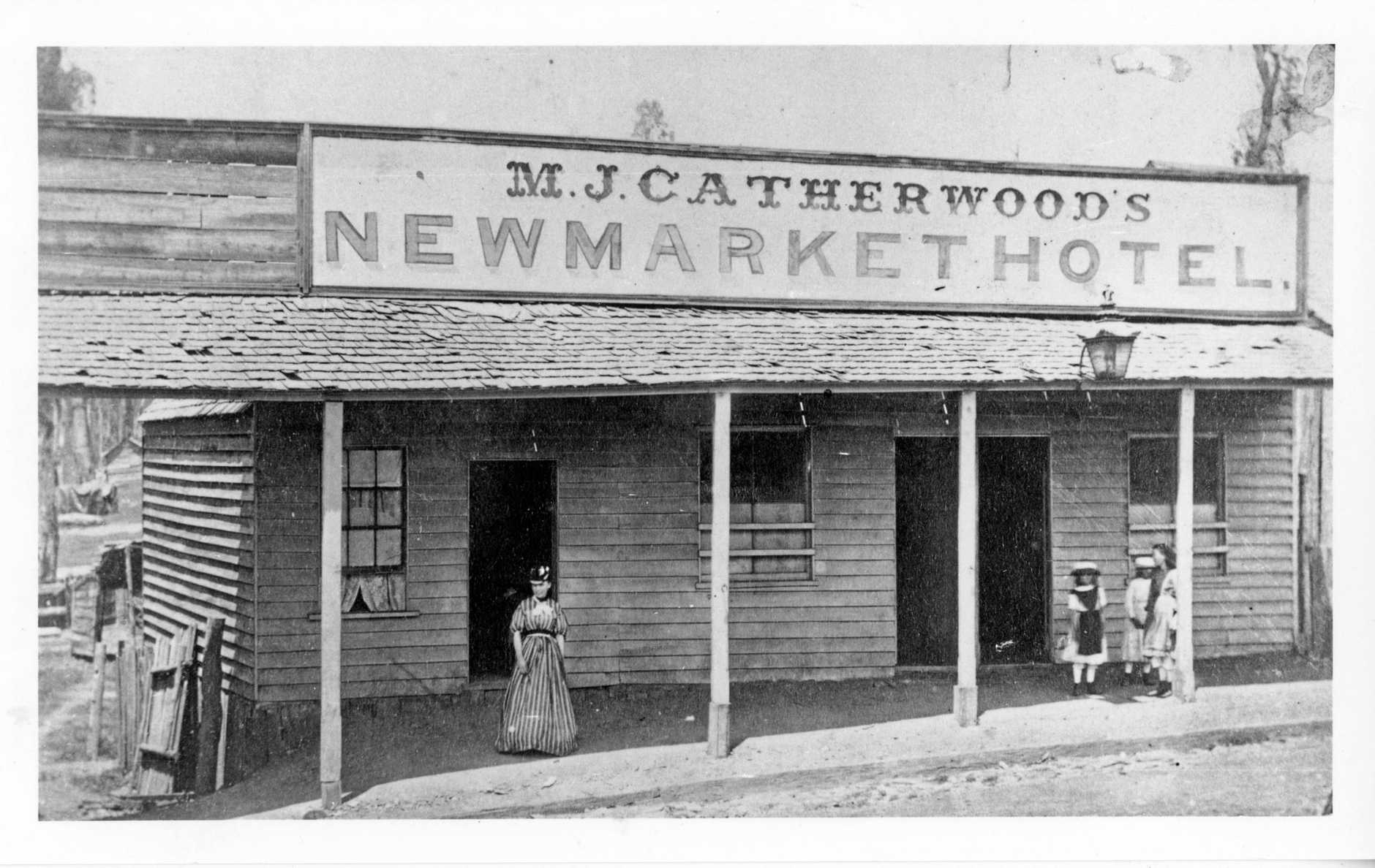 Empire Hotel, Gympie. USed to be the Newmarket Hotel