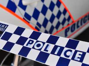 Man charged after ramming police cars