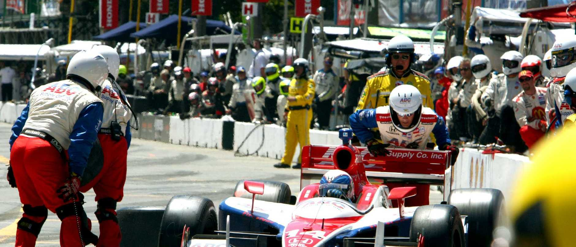 Nikon Indy 300 race from Surfers Paradise back in the days of IndyCars — the Premier Annastacia Palaszczuk has started courting the event's CEO to get a return to Surfers Paradise.