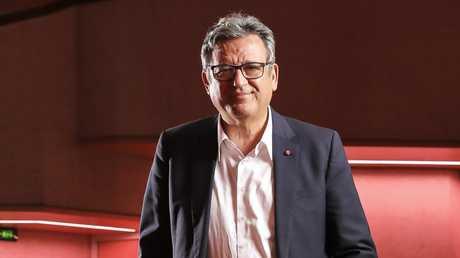 QPAC boss John Kotzas. Picture: Mark Cranitch