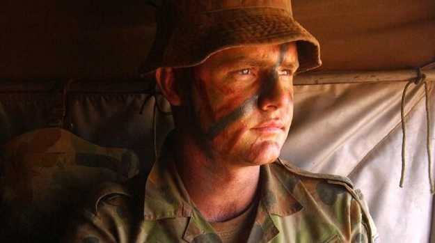 Voodoo Medics Sergeant Jonathan Walter spent nearly 11 years in the military. Picture: Supplied.