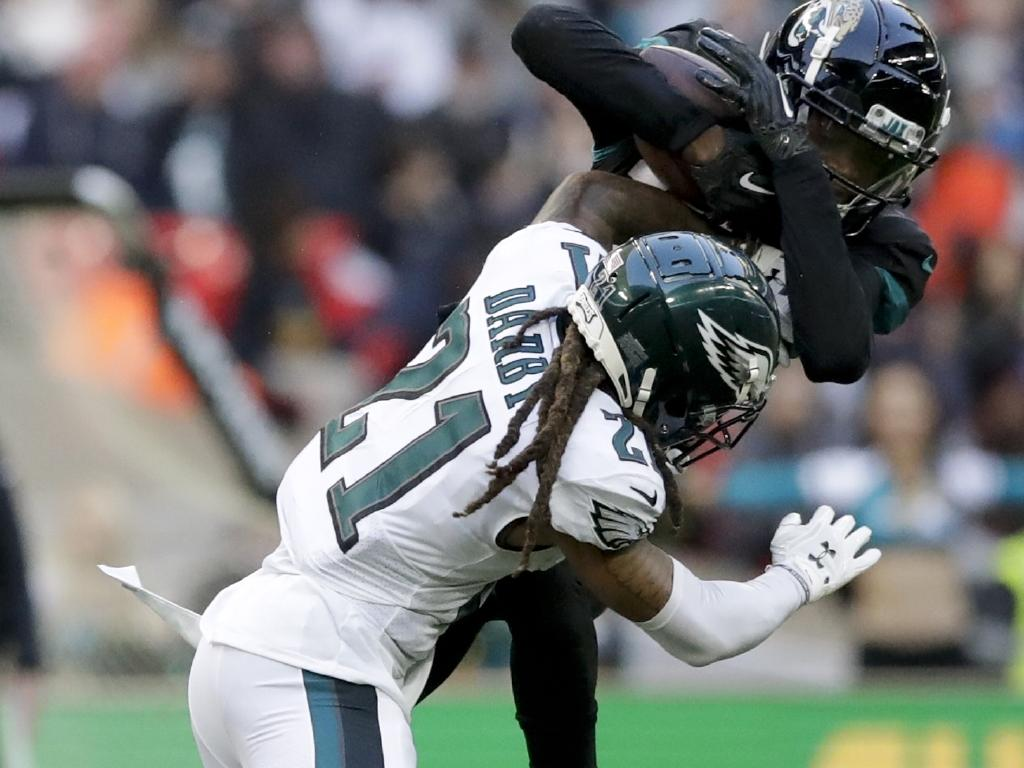 A night on the town wasn't the best preparation for Jacksonville as it lost to Philadelphia.