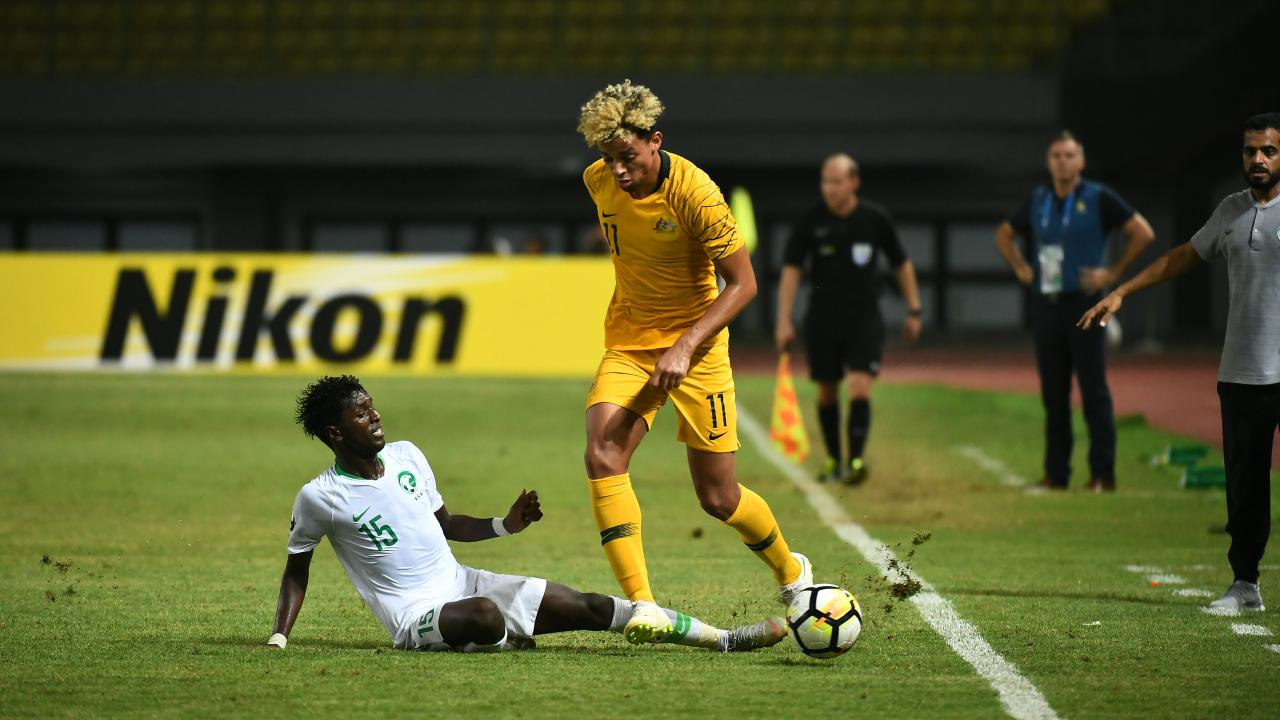 The Young Socceroos have missed World Cup qualification
