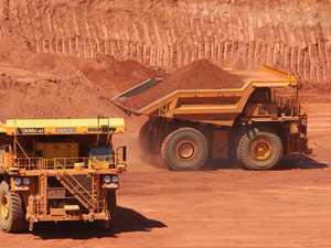 Driverless trucks collide in WA mine