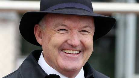 Trainer David Hayes has called for more staying races to carry an exemption into the Melbourne Cup. Picture: AAP