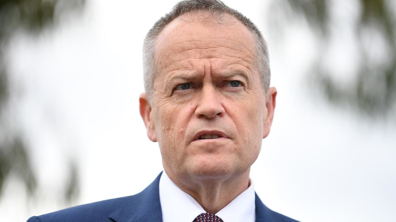 While polls point to a Bill Shorten-led Labor government in next year's federal election, the party seems to have left its core values out of its latests policy document. Picture: AAP/Julian Smith