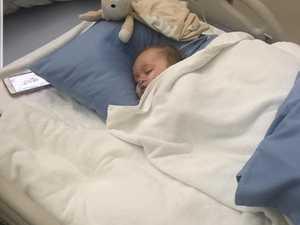 Baby Lilliana to leave Phuket last night