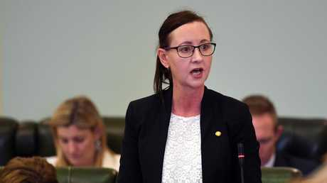 Attorney-General Yvette D'Ath told Parliament she wants to add new offences to the blue card blacklist. Picture: AAP/Dan Peled