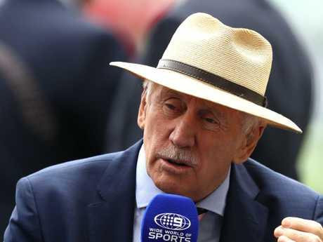 Ian Chappell isn't happy with Cricket Australia.
