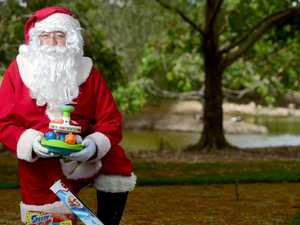 Townsville suffers dire Santa shortage