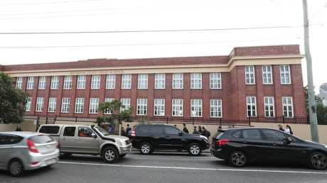Brisbane State High had the most top-band students in the state.