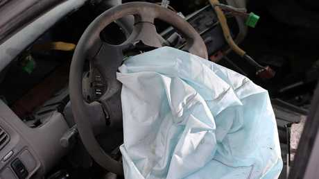 More than a million local cars are affected by the Takata recall. Picture: Getty Images