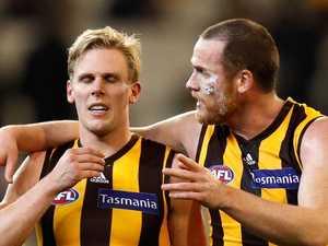 Hawks sever ties with premiership hero