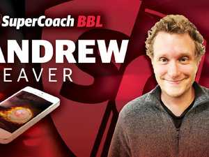 Andrew Weaver's SuperCoach BBL side