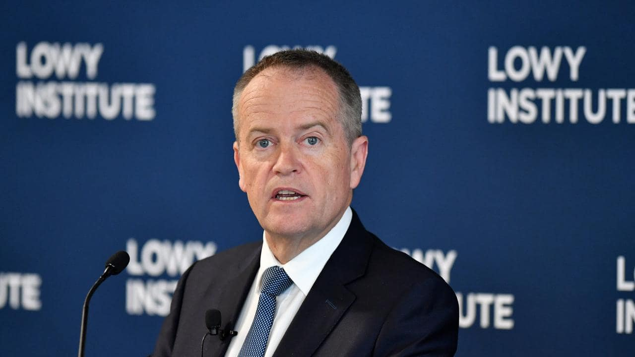 A new policy document from Labor has revealed what Bill Shorten and his team have in mind for us. Picture: AAP/Joel Carrett