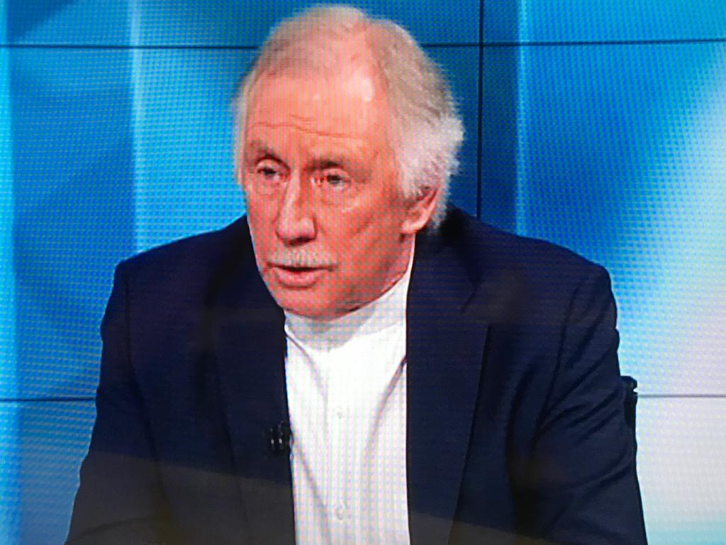 Ian Chappell isn't happy with CA.