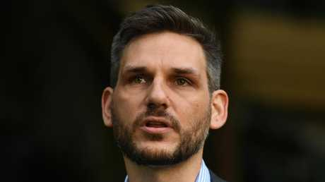 Greens MP Michael Berkman says we must stop mining the Galilee Basin if we want to stop the devastating affects of climate change. Picture: AAP/Dan Peled