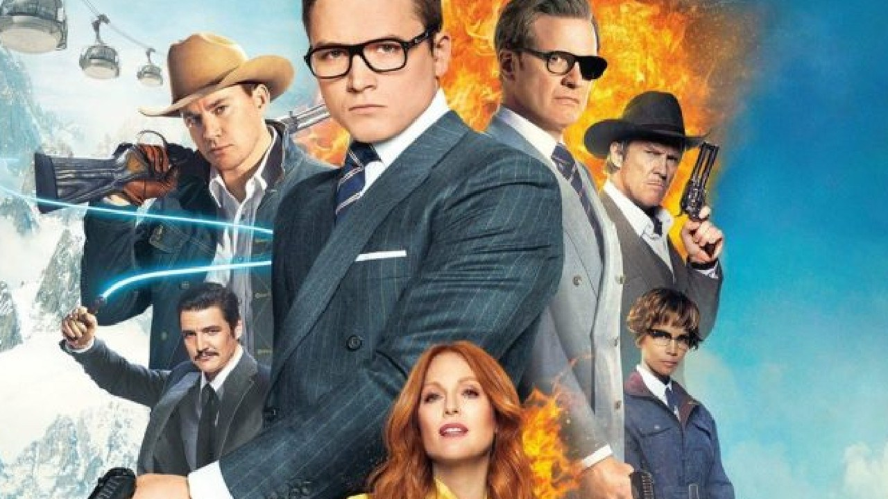 Kingsman: The Golden Circle came out last year.