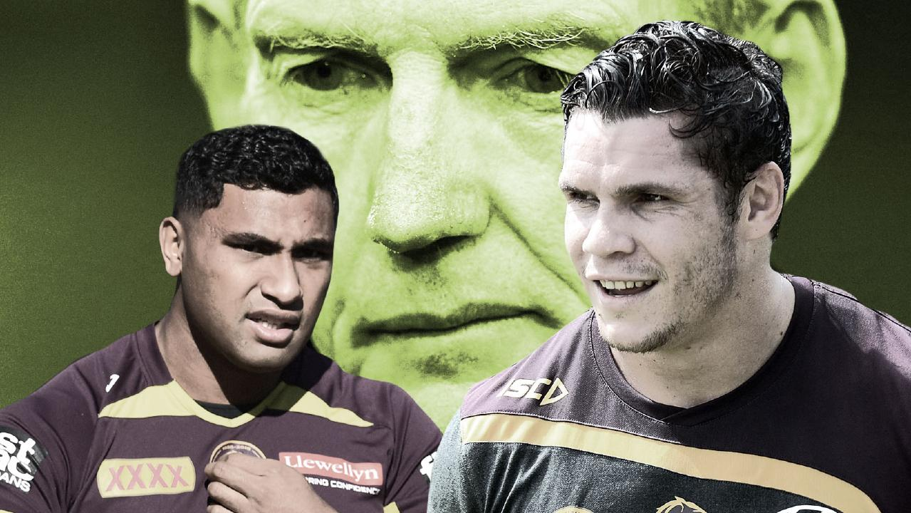 Tevita Pangai Junior and James Roberts could follow Wayne Bennett out of Red HIll.