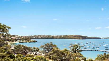 It offers sweeping harbour views. Picture: Matrix
