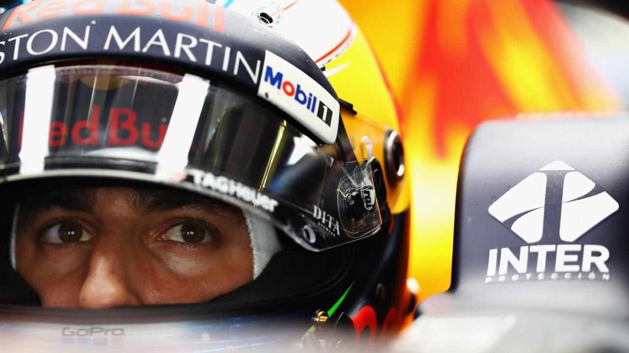 Daniel Ricciardo made his feelings known about his car this weekend.