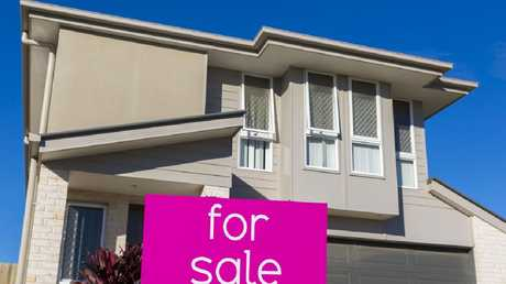 Seven out of Queensland's nine subregions recorded growth in home values in the past 12 months, according to CoreLogic. Photo: Glenn Hunt/Getty Images.
