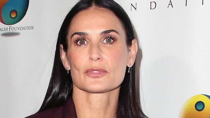 Demi Moore has opened up about her struggles with mental health in the early days of her career. Photo: David Livingston/Getty Images
