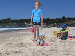 36C days as low-intensity heatwave hits Northern Rivers