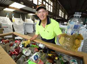 Maryborough Bottle Recycling