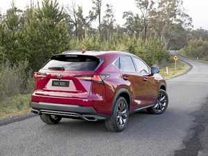 Lexus's star SUV lacks some premium shine