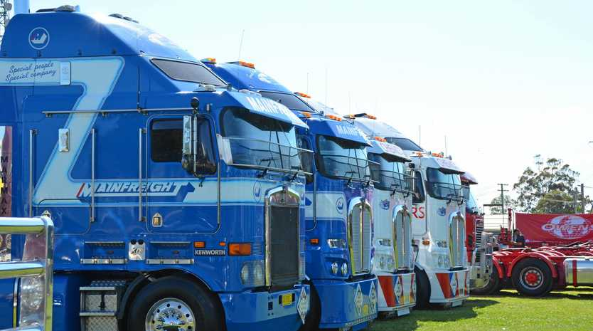 GREAT DAY OUT: The Brisbane Convoy for Kids is a great day out for the whole family.