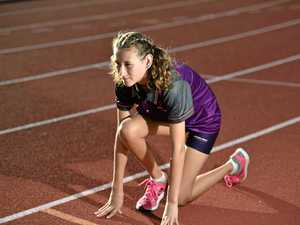 Coast star athlete overcomes hurdles to make nationals