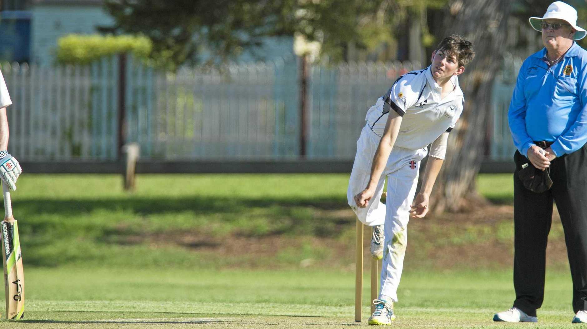 Toowoomba Cricketer Creates History Morning Bulletin
