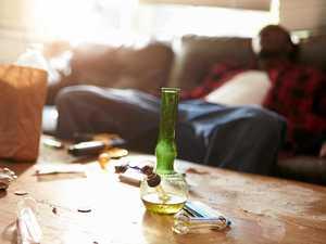 'Forgotten' cannabis stash in coffee jar