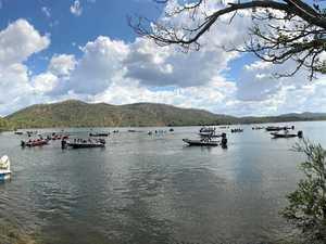 Bag a boat at Lake Cania Fishing Classic