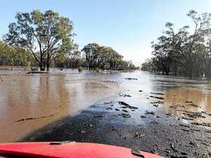 Wild weather batters Isaac region