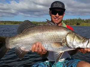 Awoonga fishing 'exceptionally well' ahead of closed season