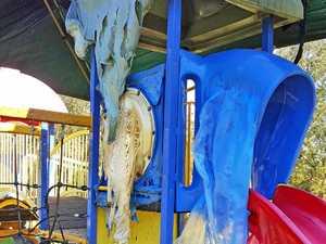 Fire vandals destroy popular Lismore playground