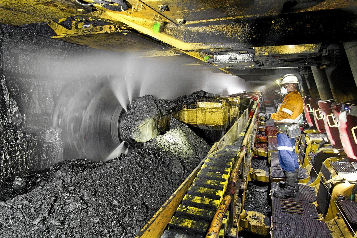 North Goonyella Mine in the Bowen Basin.