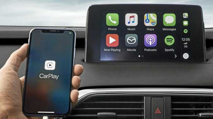 Mazda Mzd Connect Apps >> Apple CarPlay and Android Auto available on post 2014 Mazdas | Byron Shire News