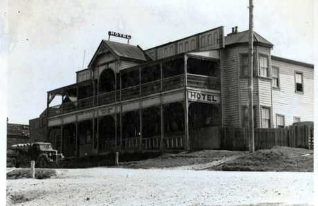 The Seaview Tavern.