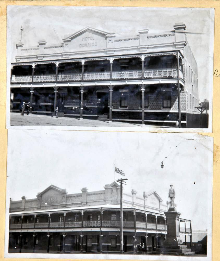 Dorrigo Hotel.