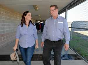 Lauga and O'Rourke say Labor not to blame for dodgy builders