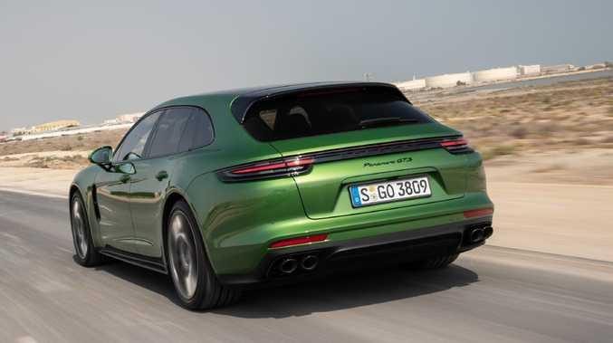 Panamera Gts Could Be Porsche S Best Four Door Ever Warwick Daily News