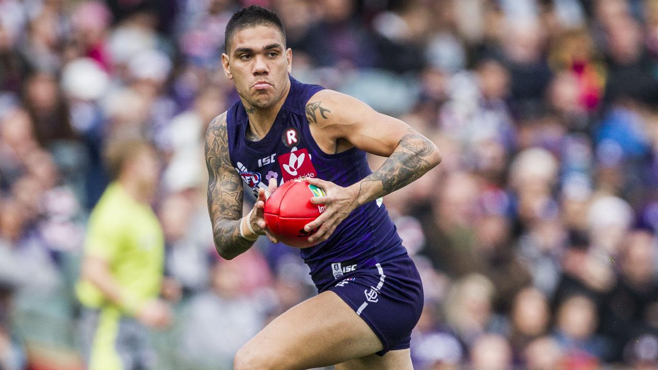 Michael Walters was a star for the Dockers.