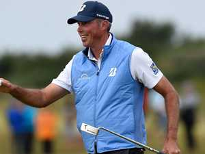 Kuchar aiming to take down Aussies in Melbourne