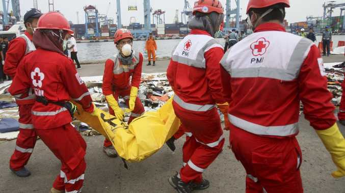 Lion Air crash: Main body of plane believed to be located. Picture: AP