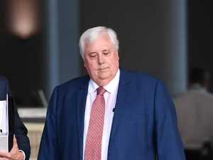 Clive Palmer ordered into witness box
