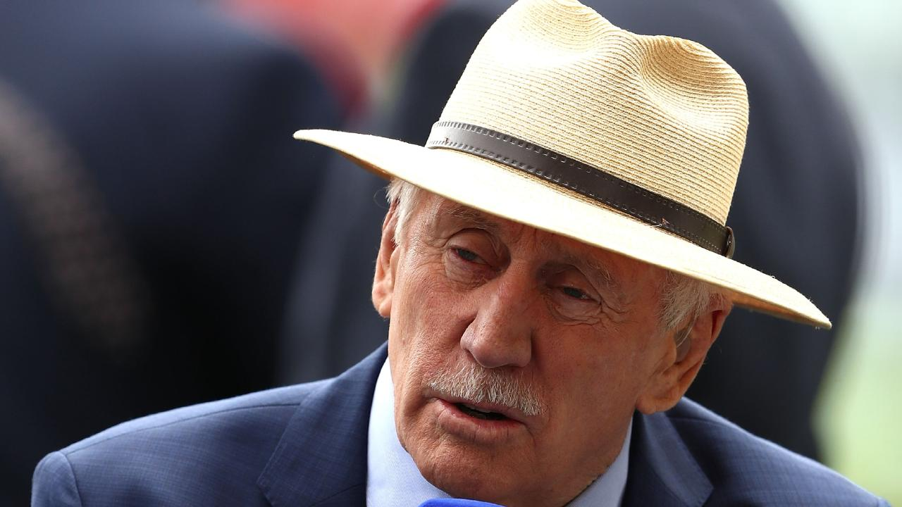 Ian Chappell was scathing in his condemnation of David Peever.