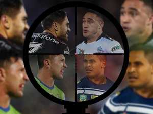 The biggest NRL stars to be targeted by rivals in 2019